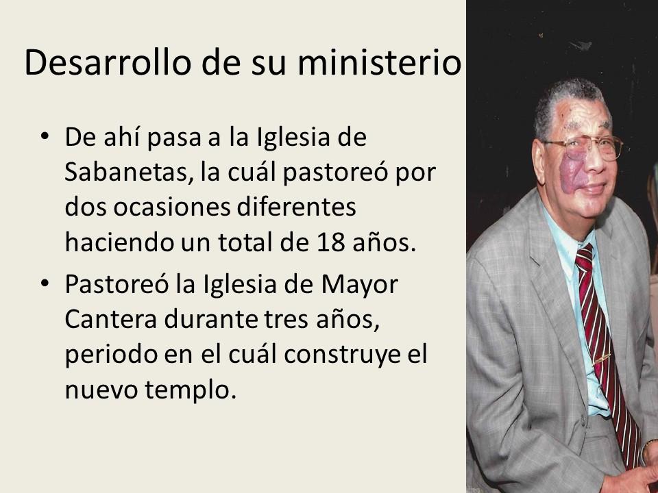IDDPMI Pastor Fernando Sanchez Semblanza Diapositiva10