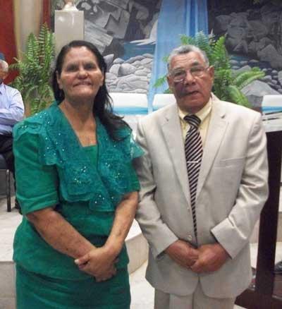 IDDPMI Pastor Fernando Sanchez y Hna Alba Ortiz