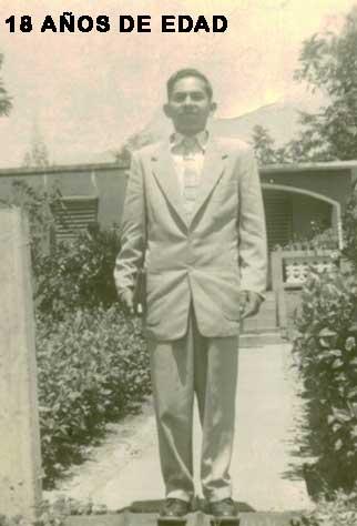 IDDPMI Pastor Francisco Nieves 18 Años de Edad