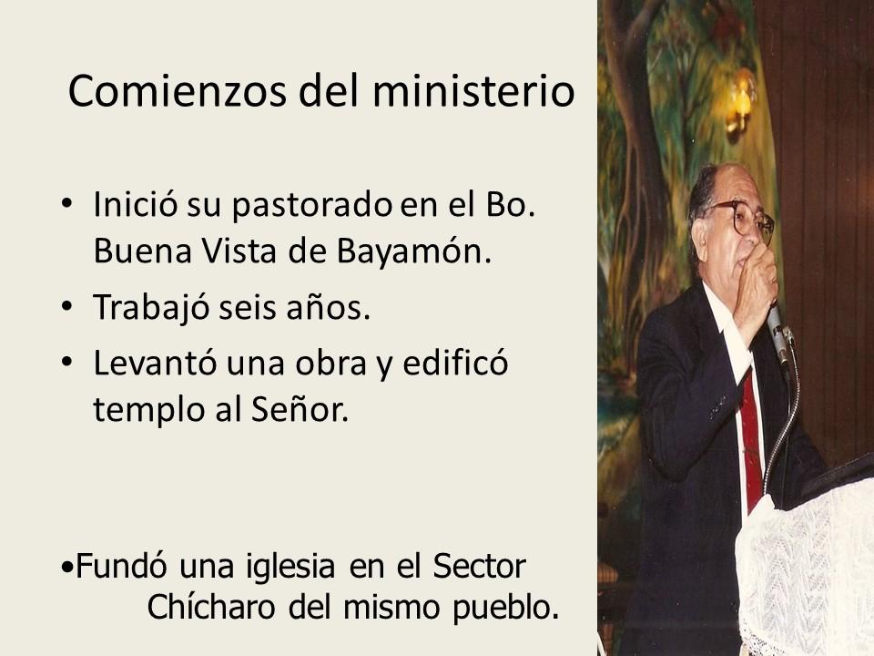 IDDPMI Pastor Francisco Nieves Diapositiva9