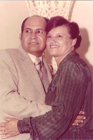 IDDPMI Pastor Francisco Nieves y Esposa Carmen Bernard