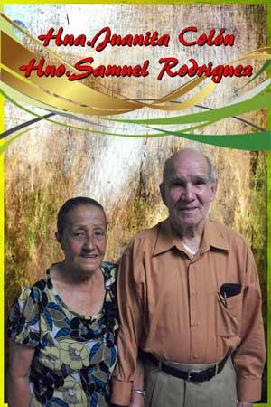 IDDPMI Hna. Juanita Colón y el Hno. Samuel Rodríguez