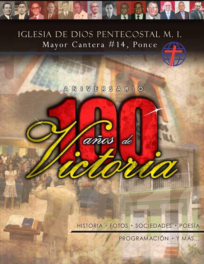 IDDPMI Revista 100 Años de Victoria Page 1