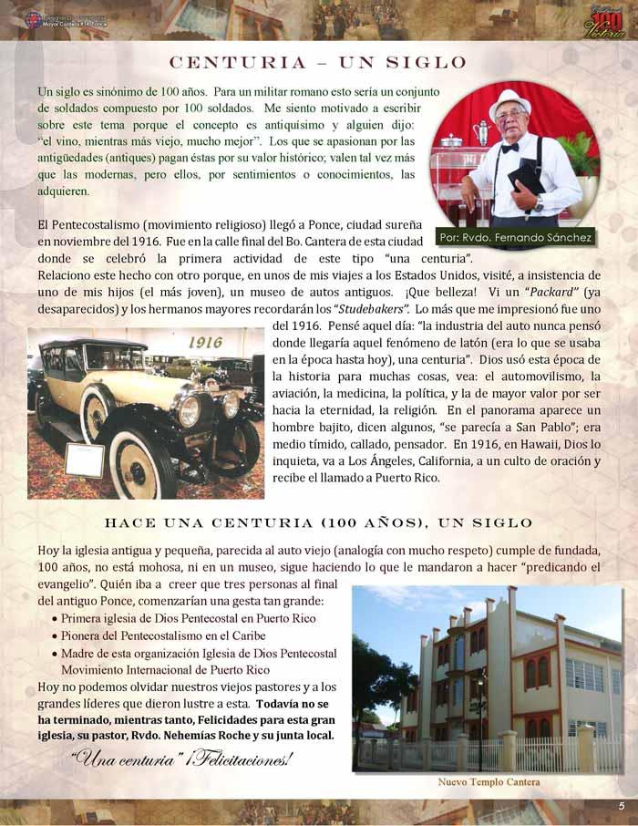 IDDPMI Revista 100 Años de Victoria Page 7