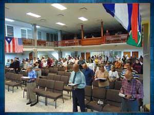 IDDPMI Aceptar a Jesús congregarse