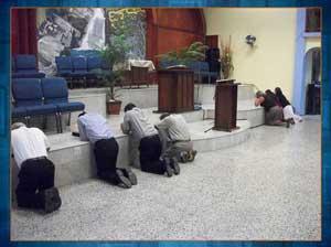 IDDPMI Aceptar a Jesús orar