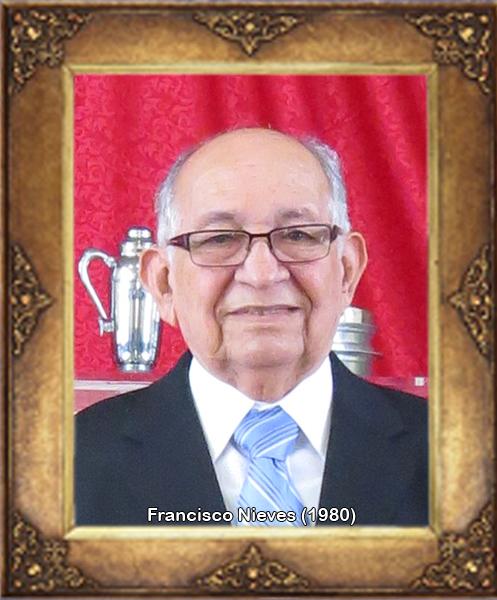 IDDPMI Pastores #11 Francisco Nieves (1980)