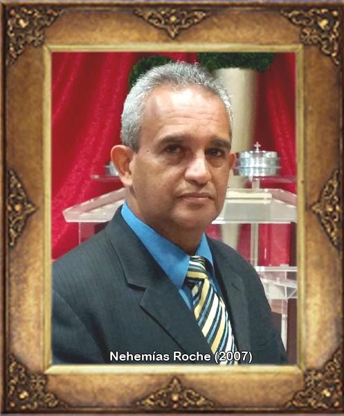 IDDPMI Pastores #13 Nehemías Roche (2007)