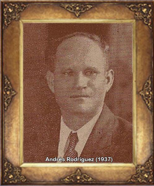 IDDPMI Pastores #3 Andrés Rodríguez (1937)