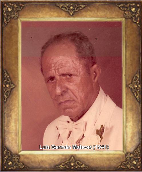IDDPMI Pastores #5 Luis Germán Malavé (1941)
