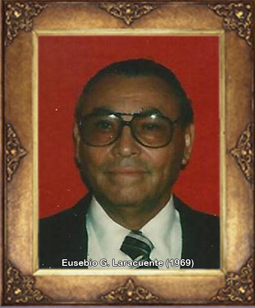 IDDPMI Pastores #8 Eusebio González Laracuente (1969)