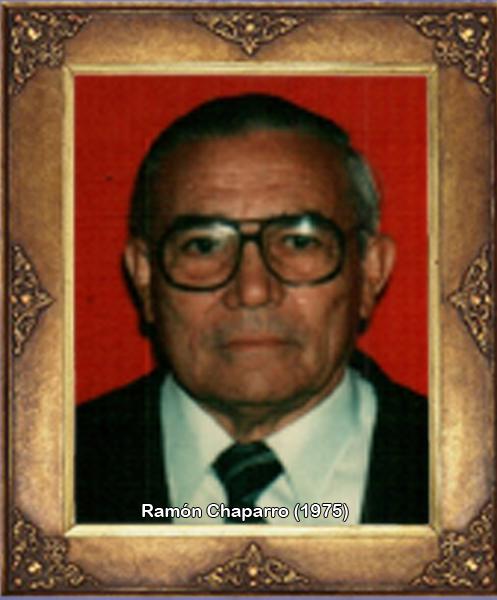IDDPMI Pastores #9 Ramón Chaparro (1975)
