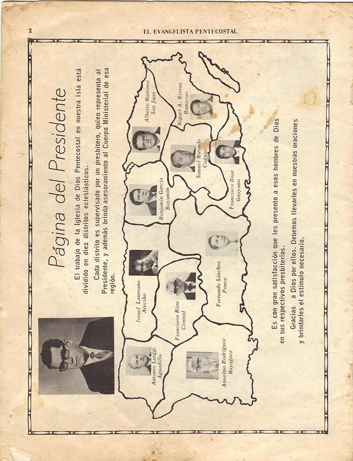 El Evangelista Pentecostal (Julio 1977)-#7 Página 2