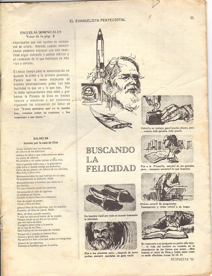 El evangelista Pentecostal (feb 1978)-#2 pagina 11