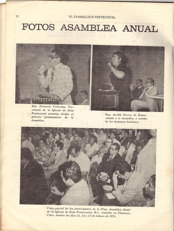 El evangelista Pentecostal (marzo 1978)-#3 pagina 12