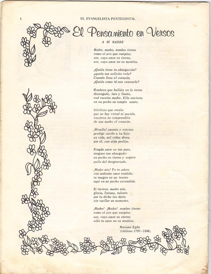 El Evangelista Pentecostal (Mayo 1977)-#5 Página 4